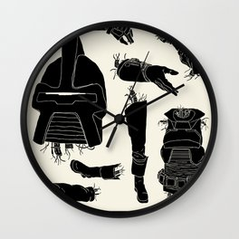 Decommissioned: Centurion  Wall Clock