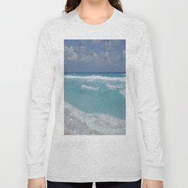 Carribean sea 3 Long Sleeve T-shirt