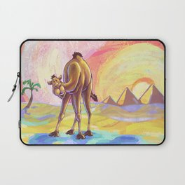 Animal Parade Camel Laptop Sleeve