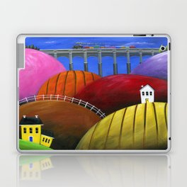 Hilly Hello Laptop & iPad Skin
