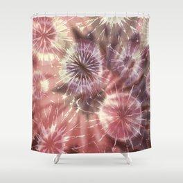Tie Dye 7 Shower Curtain