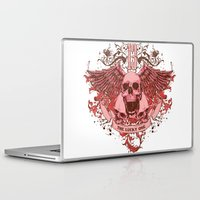 friday Laptop & iPad Skins featuring Friday by Tshirt-Factory