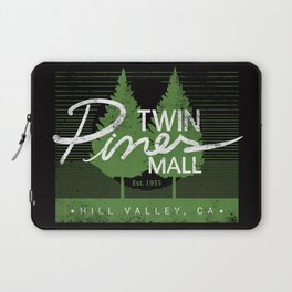 Twin Pines Mall Laptop Sleeve