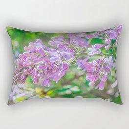 Spring lilac Rectangular Pillow
