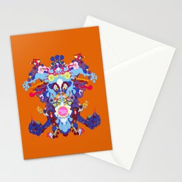 Toon Rorschach I Stationery Cards