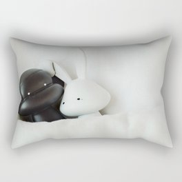 Pillow talk Rectangular Pillow