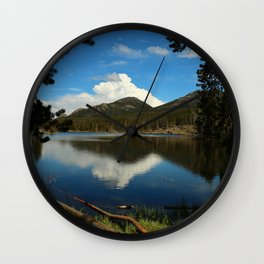 A Remarable Place Wall Clock