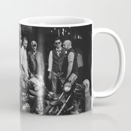 Motorette Club Coffee Mug