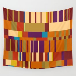 Chopin Prelude (Warm Colours) Wall Tapestry
