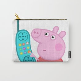 Peppa Pig Hang Up Carry-All Pouch