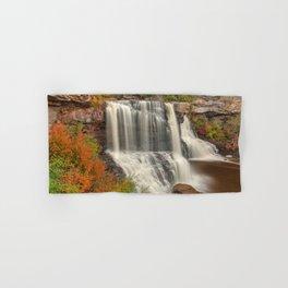 Blackwater Autumn Falls Hand & Bath Towel