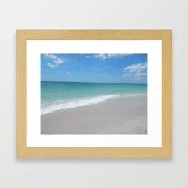 Florida, take me back. Framed Art Print