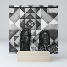 Art Beneath Our Feet - Berlin Mini Art Print