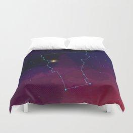 Vermont Constellation Duvet Cover