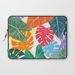 Colorful Tropical Laptop Sleeve