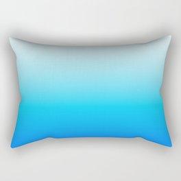 Beachy Blues Rectangular Pillow