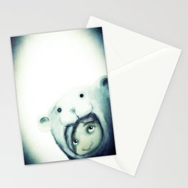 A thank you. Stationery Cards