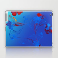 Flower in the Mind Laptop & iPad Skin
