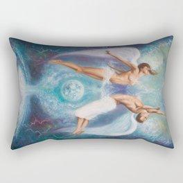 Heavenly Ties Rectangular Pillow