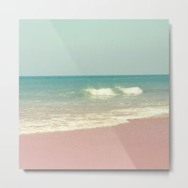 Sea waves 4 Metal Print