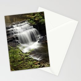 Waterfall Landscape Stationery Cards