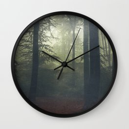 Déjà Vu Wall Clock