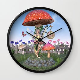 Countdown to Summer Wall Clock