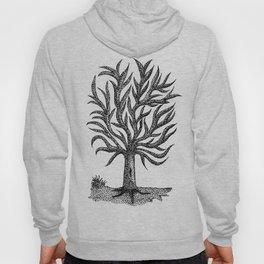 Pointillism Tree Hoody