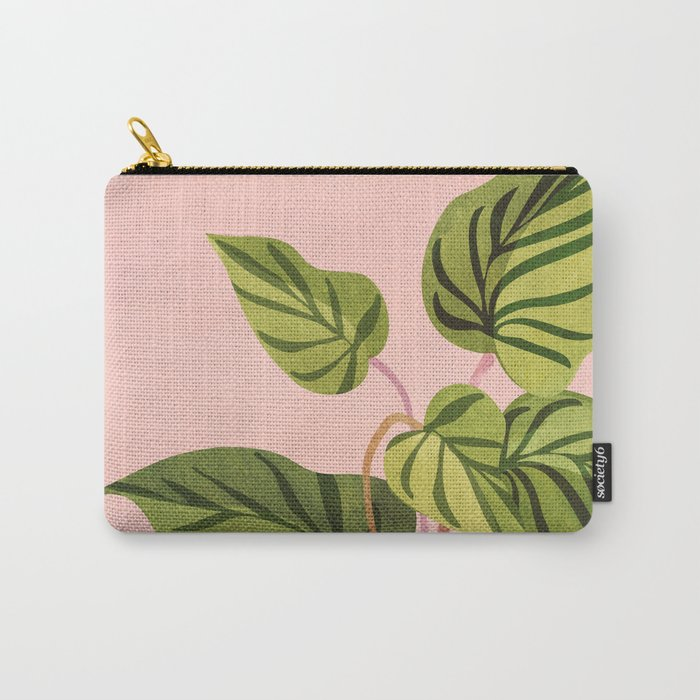 Upstart / Tropical Plant Carry-All Pouch