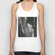 New york / Buildings Unisex Tank Top