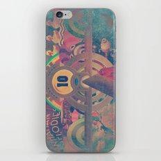 Pinball Redux iPhone & iPod Skin