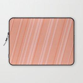 Melon Stripes Laptop Sleeve