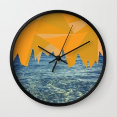 GeOcean Wall Clock