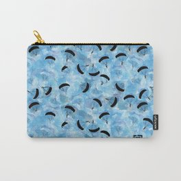 Blue Skies Skydive Carry-All Pouch