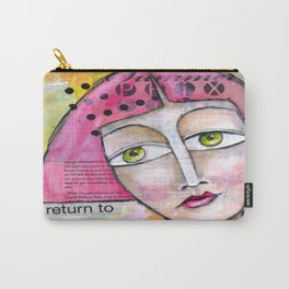 Return To Pink Carry-All Pouch
