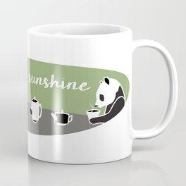 Morning, Sunshine Coffee Mug
