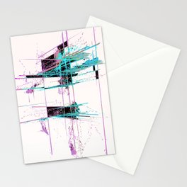LOCKED Stationery Cards