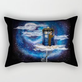 Live on the cloud in the BOX Doctor who iPhone 4 4s 5 5c 6 7, pillow case, mugs and tshirt Rectangular Pillow