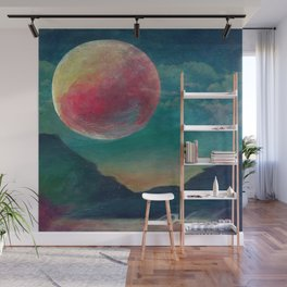 On The Nature Of Moonlight Wall Mural