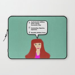 Defining SOB #100 Laptop Sleeve