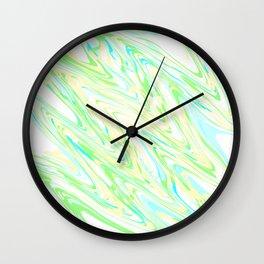 angled waves, 2 Wall Clock