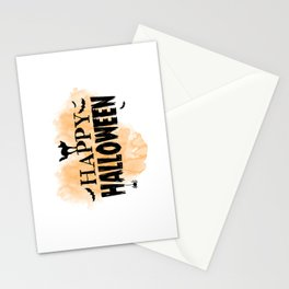Happy Halloween | Spooky Stationery Cards