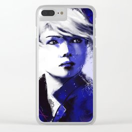 Detroit Become Human: Kara Clear iPhone Case