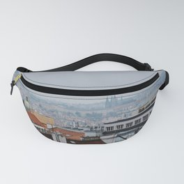 Prague Castle Landscape Fanny Pack