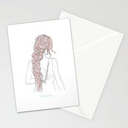 ROSEBRAID Stationery Cards