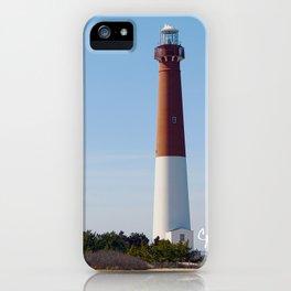 Big Barny iPhone Case