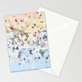 Carousel in Dissolve Stationery Cards