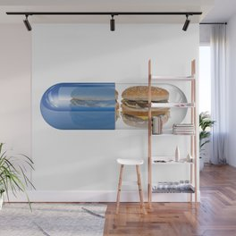 Diet Wall Mural