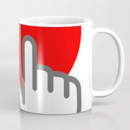 "Please press "" Love "" and Share , Thank you , Love Coffee Mug"