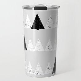 Snowy Forest Travel Mug